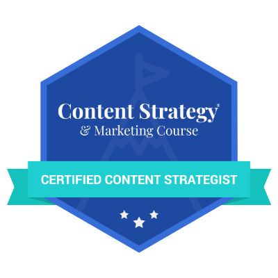 Content Marketing & Strategy Badge