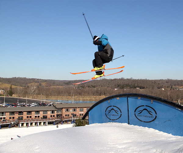 Perfect North Slopes - Nick Goepper